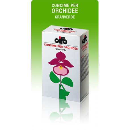 CIFO GRANVERDE ORCHIDEE 300 G.