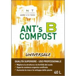 AMMENDANTE COMPOSTATO MISTO ANT's B 40 LITRI