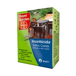 BAYER SOLFAC COMBI 50 ML